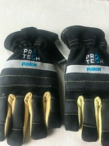Pro tech 8 Fusion Structural Firefighting Gloves Size Xxl New