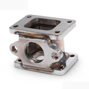 T25 To T25 T2 To T2 Exhaust Adapter Flange External Wastegate Flange 38mm