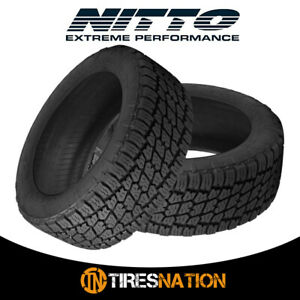 2 New Nitto Terra Grappler G2 305 70 17 121 118r All terrain Tire