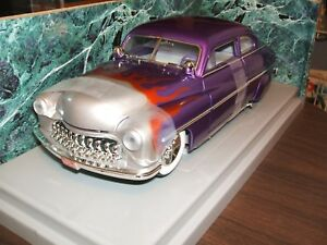 Mercury 1949 Custom By Ertl Die C Ast 1 18 Scale Model Excellent