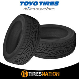 2 New Toyo Proxes S T Iii 255 60 17 110v Premium All Season Tire