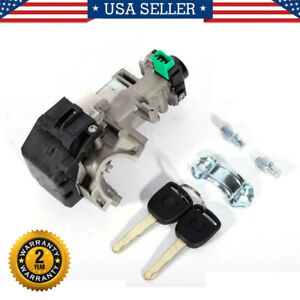Ignition Switch Lock Cylinder Assembly With Key For Honda Accord Civic 2003 2011