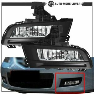 A Pair Of 9006 55w 3000k Front Driving Fog Light For Mazda 3 2007 2008 2009 Usa