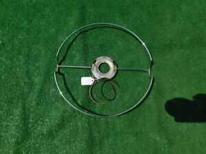 1949 1950 Mercury Horn Ring With Retaining Spring 49 50