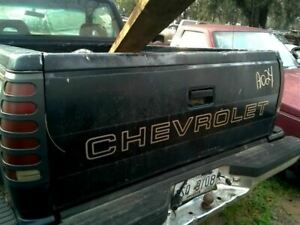 Manual Transmission 2wd Fits 93 95 Chevrolet 1500 Pickup 149173