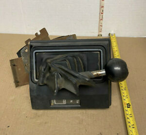 Cucv Ambulance M1008 M1009 Transfer Case Shifter Used