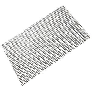Auto Vehicle Body Grille Net 40x13 Universal Aluminum Black Mesh Grill Section