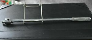 Challenger 1 2 Drive 17 Long Breaker Bar 1668 Made In Usa Stanley