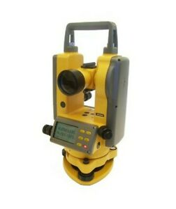 Northwest Instrument 5 Digital Transit theodolite Package 5 Second Accuracy
