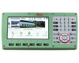 Leica Gts42 Second Keyboard For Leica Flexline Ts07 Manual Total Station