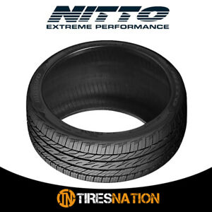 1 New Nitto Motivo 315 35 20 110y Ultra High Performance Tire