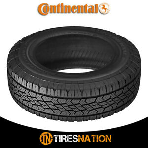 1 New Continental Terrain Contact H t 245 65r17 107t Fr Tires