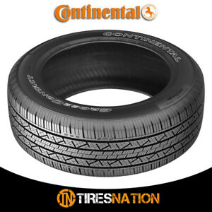 1 New Continental Cross Contact Lx25 245 65r17 107t Fr Owl Tires