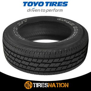 1 New Toyo Open Country H T Ii Lt265 75r16 10 123 120s Owl Tires