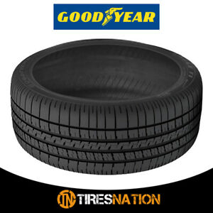 1 New Goodyear Eagle F1 Supercar 255 35r22 99w Max Performance Summer Tires
