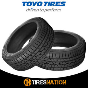 2 New Toyo Celsius Cuv 225 65 17 102h Touring All season Traction Tires