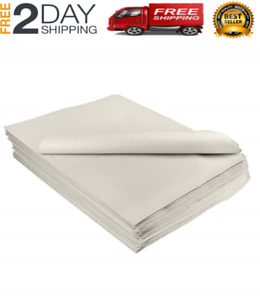 Tyh Supplies 400 Large Sheets Newsprint Packing Paper Unprinted Blank 32 X 22