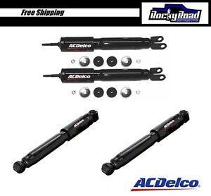 Acdelco Advantage Shocks For 00 06 Chevy Avalanche Suburban Tahoe Gmc Yukon 1500