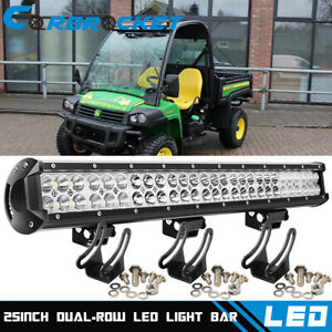 32inch 180w Led Work Light Bar Combo Driving Offroad Bumper Lamp Truck Vs 30 34