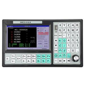 Cnc 5 Offline Motion Controller 500khz Motion Controller 7in Lcd Display
