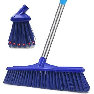 6 Ft Bristle Floor Brush Grout Bath And Tile For Cleaning Bathroom Terrace