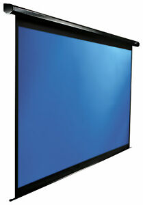 Elite Screens Electric125h Spectrum Series 125 16 9 Maxwhite Projection Screen