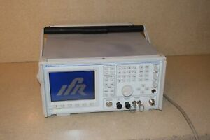 Ifr Spectrum Analyzer 2392a 9 Khz To 2 9 Ghz opt 009