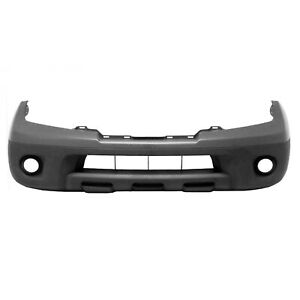 Fits 2009 2018 Nissan Frontier Front Bumper Cover 101 59772 Capa