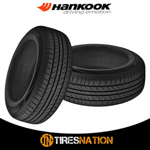 2 New Hankook Optimo H724 175 70 14 84t Standard Touring All Season Tire