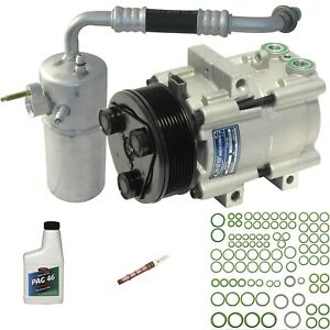 Universal Air Conditioner Kt 1561 A c Compressor And Component Replacement Kit