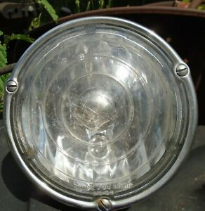 Vintage Gm Chevrolet Guide A5 54 Fog Lamp Clear