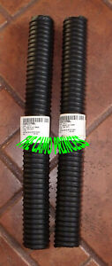 2 Heater Air Duct Vent Hose Military Hummer Humvee Am General M998 M1025 Hmmwv