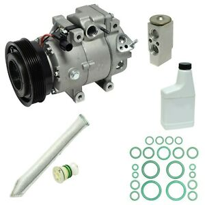 Universal Air Conditioner Kt 4966 A c Compressor And Component Replacement Kit