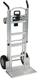 Moving Equipment Xl Hand Truck Dolly Furniture Cart 1000lb Appliance Wheel 3in1