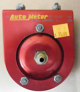 Auto Meter 5376 Fuel Pressure Isolator Gauge 0 15psi