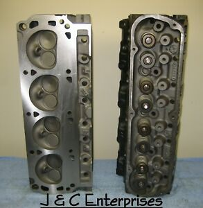 Rebuilt Pair 5 0 Ford Explorer Mountaineer 302 Cylinder Heads 1996 2001 Gt40p