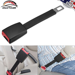 Universal 9 Car Safety Seat Belt Adjustable Seatbelt Extender Extension Buckle