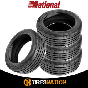 4 New National Duration Exe 205 65r16 95h Tires