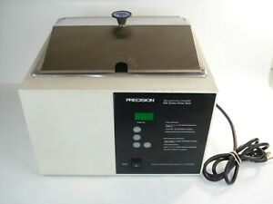 Precision Scientific 280 Series P n 283 115 Water Bath With Cover