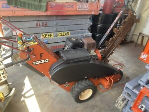 Ditch Witch Trencher 1330