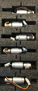 Lot Of 6 Miniature Permanent Magnet Dc Stepper Motor Gr 1 45 2 22mmd 2phase new