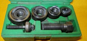 Greenlee 735 Knockout Punch Set 1 2 To 1 1 4