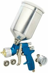 Devilbiss Finishline 4 Flg 670 Solvent Based Hvlp Gravity Feed Paint Gun New
