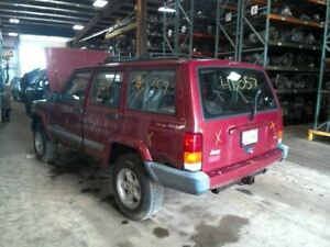 Manual Transmission 4wd 4 Cylinder Fits 97 00 Cherokee 3169723