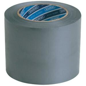 Draper 33m X 100mm Grey Duct Tape Roll