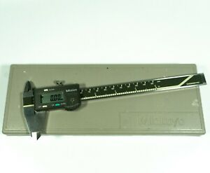 Mitutoyo Absolute Digimatic cd 6 b Digital Caliper W Box H25