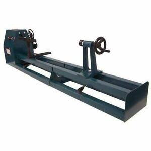 375w 1 2hp 4 Speed Wood Turning Lathe 1000mm 40 110v For Work Shop