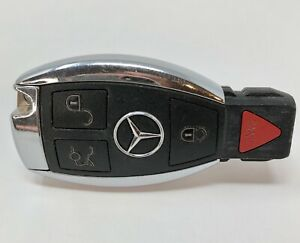 Mercedes Benz C300 Smart Key Fob Keyless Remote Ome For 2013 Awd