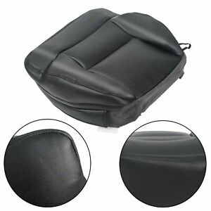 For 04 08 Ford F 150 Lariat Driver Side Bottom Replacement Leather Seat Cover