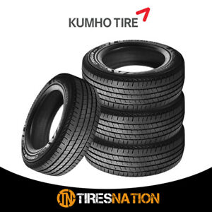 4 New Kumho Crugen Ht51 P265 75r16 114t All Season Highway Tire